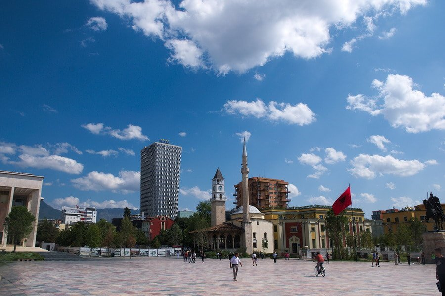 Eight Reasons Tirana Is My Favorite City in the Balkans So Far