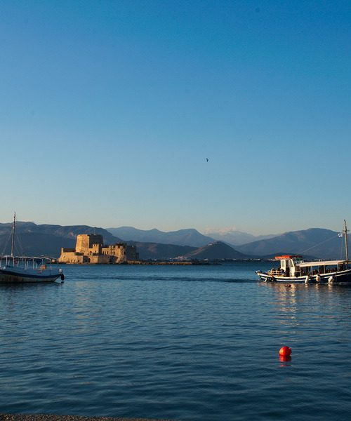Climbing Fortresses: Exploring the History of Nafplio