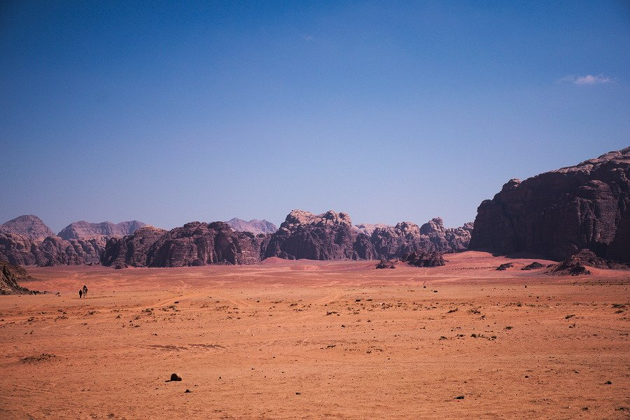 travel jordan wadi rum