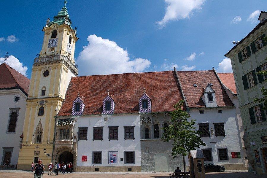old town hall bratislava slovakia