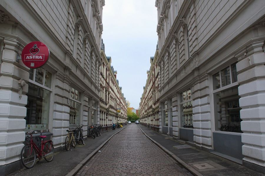 street hamburg