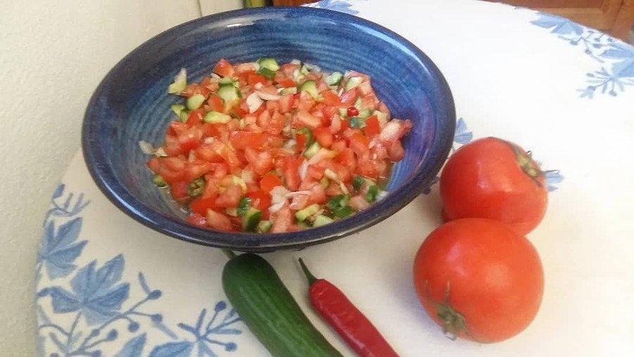 sharmoola libyan salad